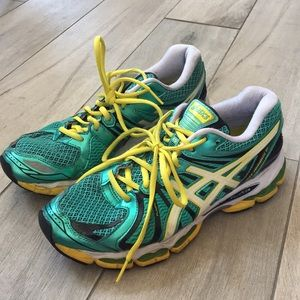 ASICS gel nimbus 15 running shoe